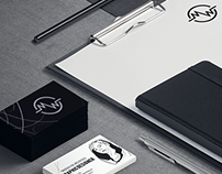 Persolnal  Logo & Business Card
