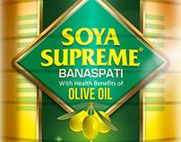 Soya Supreme Banaspati Poster