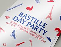 YOPPS TLV Bastille Day Party