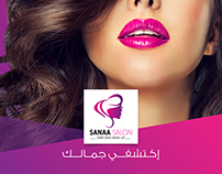 Sanaa Salon - Beauty Center