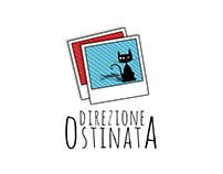 Brand Identity - Direzione Ostinata Photography