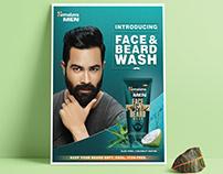 Himalaya face&beard wash