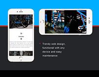 Aero-Cantu bicicletas (sitio web)