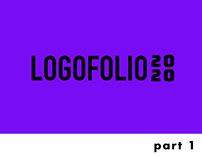 Logofolio 2020 Letters Part 1