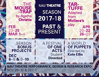 NAU Department of Theatre Season 2017-18