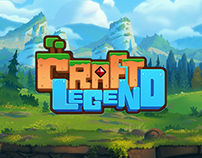 Craft Legend Visual Development