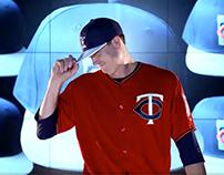 Minnesota Twins Flash Cap Promo Video Ad