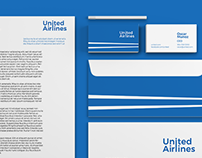 United Airlines / redesign - personal project