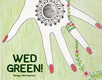 Wed Green! - Comic book on Sustainability