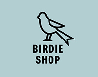 Birdie Shop / Minsk  branding
