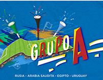 Grupos Mundialistas 2018