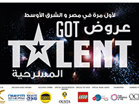 GOT TALENT Live on Stage