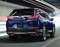 Honda CR-V México - Race Yourself