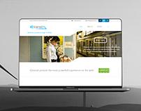Iq Transit Website Design (2013)