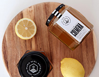 La Colmena (Branding & Packaging)