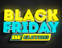 LW Eletro - Black Friday