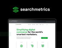 Searchmetrics Rebranding