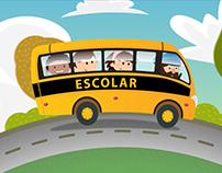 Eu Vou Pra Escola (I´ll go to school)
