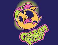 Golden Piggy - Fresh Prince Of  Bel Air
