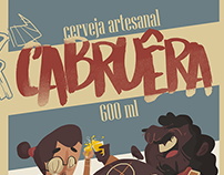 Craft Beer ''Cabruêra''