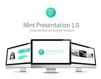 Mint Presentation Template