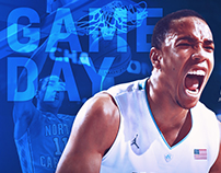 15-16 Carolina Basketball Social Graphics