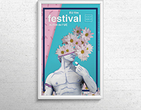 EU Movie Festival Poster