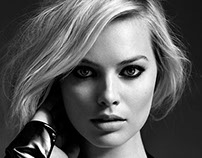 Margot Robbie - V Magazine