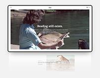 Zeal - Serif Blog   Book Reader
