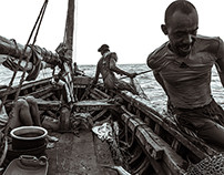 Men and Sea