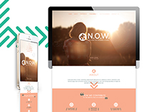 Branding & Web Design for N.O.W.