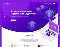 Cryptowny Web App