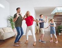 Home Sensor Campaign | Fujitsu