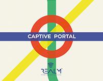 Realm Captive Portal