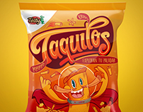 "Snack Design Tosty ""Taquitos"""