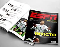 Editorial - ESPN The Magazine Prototype
