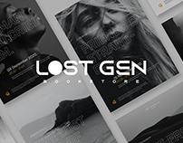 Lost Generation Bookstore