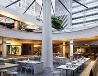 Loft Restaurant Design