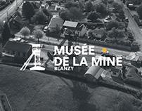Musée de la Mine - Identité visuelle