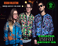 Artist-SG Design Collection Concept SG Jacket Promo