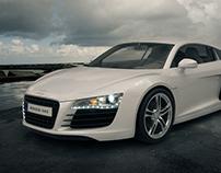 Audi R8 - Experiment Render