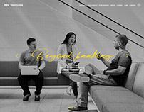 RBC Ventures - Website Design