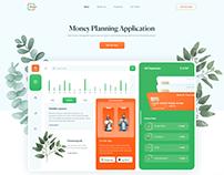 Money Planning Application