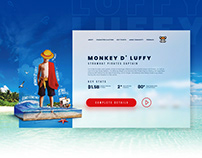 One Piece Live Action | Creative Imaging & Website