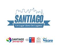 Sernatur - Santiago, un lugar lleno de lugares
