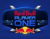 RedBull Player One Logo