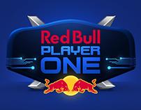RedBull Player One Logo