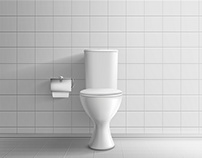 Bathroom Deep Cleaning service