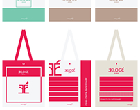Restyling shopper bag Eklogé