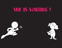 She is waiting! - Physical Installation